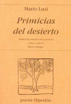 PRIMICIAS DEL DESIERTO