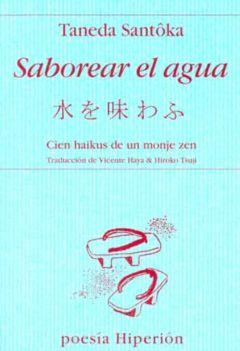 SABOREAR EL AGUA