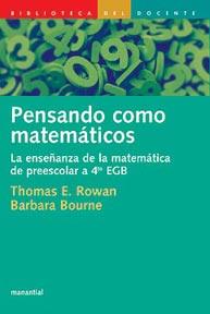 Pensando como matemáticos