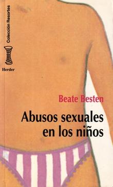 Abusos sexuales en los niños